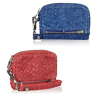 【Alexander Wang】Fumo perch wristlet pouch リストレット ポーチ ストラップ 財布 ミニ バッグ[X025130316]