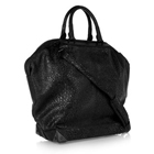 【Alexander Wang】Emile textured-leather tote テクスチャー レザー トート バッグ[X027130416]