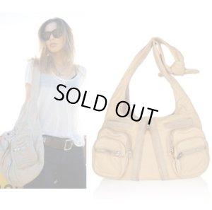画像1: 【Alexander Wang】Donna leather shoulder bag レザー ショルダー トート バッグ